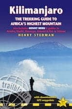 Cover of Kilimanjaro guide book fifth edition by Henry Stedman