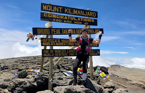 Two Kilimanjaro records broken in one week! (Possibly)
