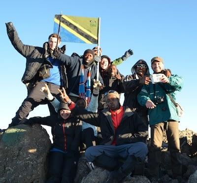 Top of Meru