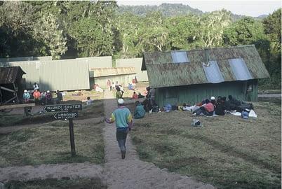 Mandara Huts on the Marangu Route